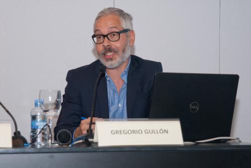 Gregorio Gullón, responsable del Servicio de Atención a Familias Reconstitiudas de UNAF.  Fotografía de Ángel Moreno (Imagen en Acción. http://imagenenaccion.org)